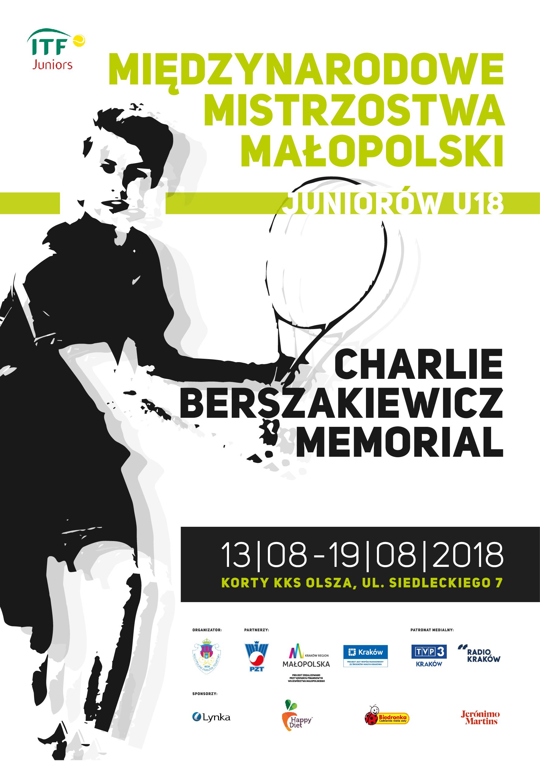 Plakat 2018 ITF Memoriał PL-01 (1)